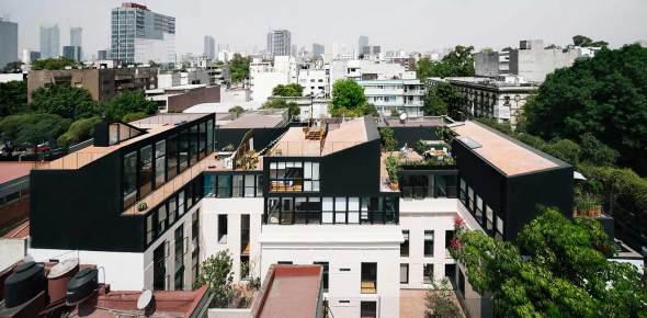 Reciclaje Urbano estilo la Roma