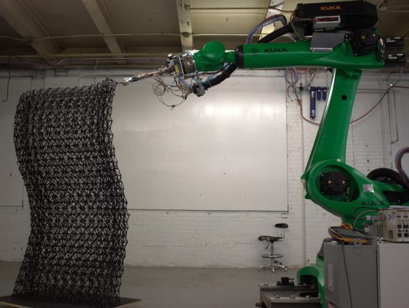 Imprimiendo el Futuro de la Construcción un Muro a la Vez