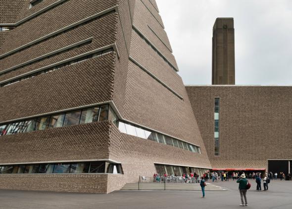El Nuevo Tate Modern de Londres abre sus puertas