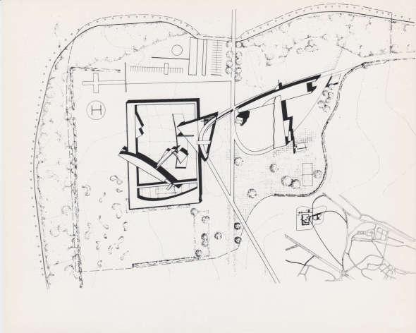 Los primeros trabajos de Zaha Hadid: 14 dibujos fascinantes