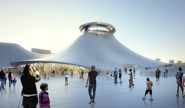 Ambientalistas consiguen echar abajo el museo de George Lucas
