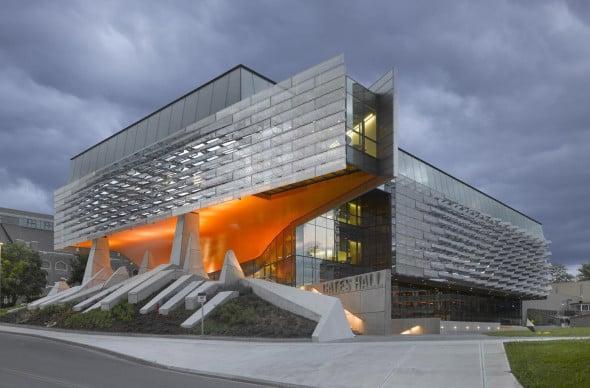 Edificio Portal de Morphosis