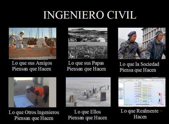 Los Ingenieros Civiles
