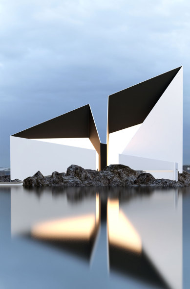 Arquitectura Conceptual de Roman Vlasov
