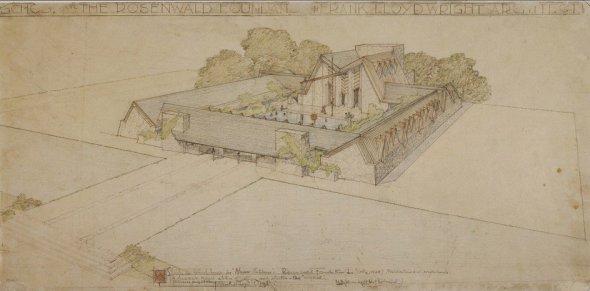 Preparan el 150 aniversario del arquitecto Frank Lloyd Wright, profeta del orden a partir del caos