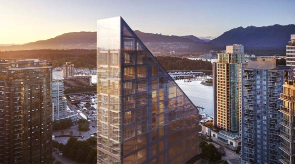 Shigeru Ban diseñará el edificio híbrido de concreto y madera más alto del mundo