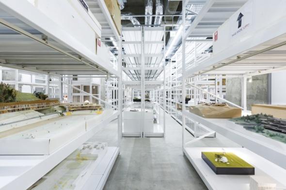 Primer museo en Japón para maquetas arquitectónicas