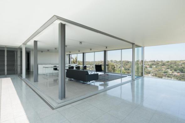 Casa McLeod en Sydney por Ian Moore Architects