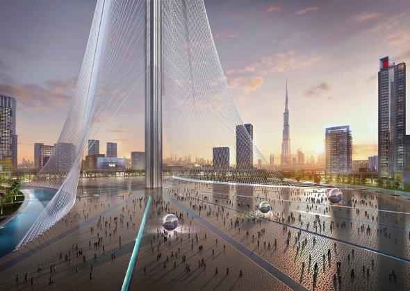 Calatrava pasa con éxito las pruebas para construir la torre más alta del mundo en Dubai