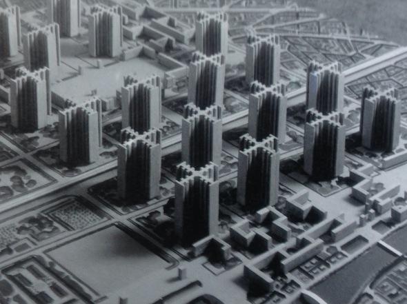 Estudio sobre Le Corbusier eleva a la maqueta arquitectónica a arte plástico