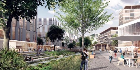 Mexicanos ganan a Zaha Hadid Architects en concurso para un nuevo centro urbano en León