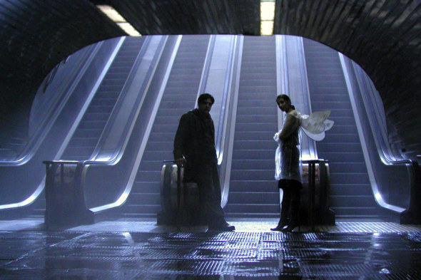 Películas magníficas que usan la arquitectura de forma brillante III: Kontroll