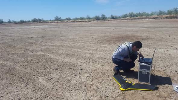 Ingeniero revoluciona con drones la topografía y el agro