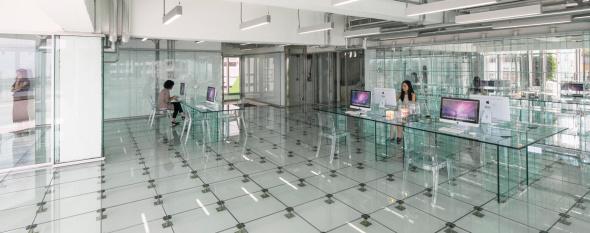 La Arquitectura se hace transparente