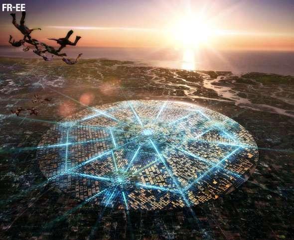 Un prototipo de ciudad para el próximo siglo