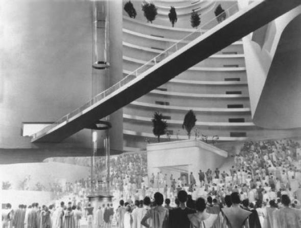 Películas Magníficas que Usan la Arquitectura de Forma Brillante VII:Lo que vendrá