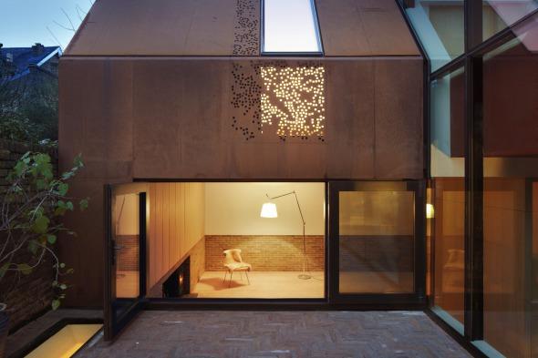 Diseño Arquitectónico Sextuplica el Valor de una Casa