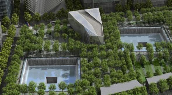 El Memorial de 9/11