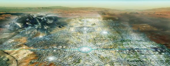 Arquitecto mexicano propone ciudad binacional México Estados Unidos