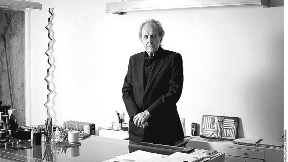 Muere el arquitecto Teodoro González de León