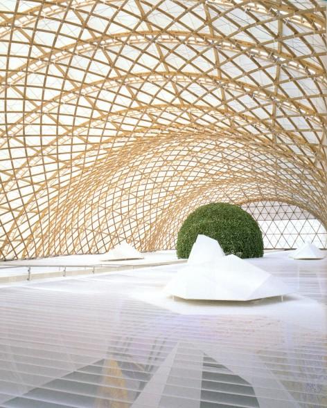 Shigeru Ban o la arquitectura como humanismo