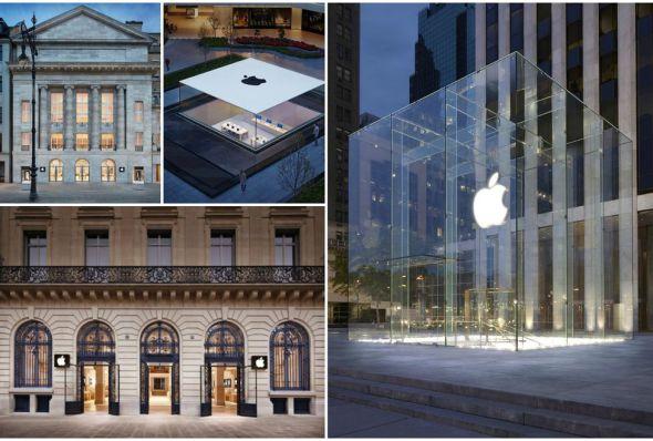 Las diez mejores Apple Stores del mundo