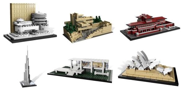 Arquitectos de LEGO