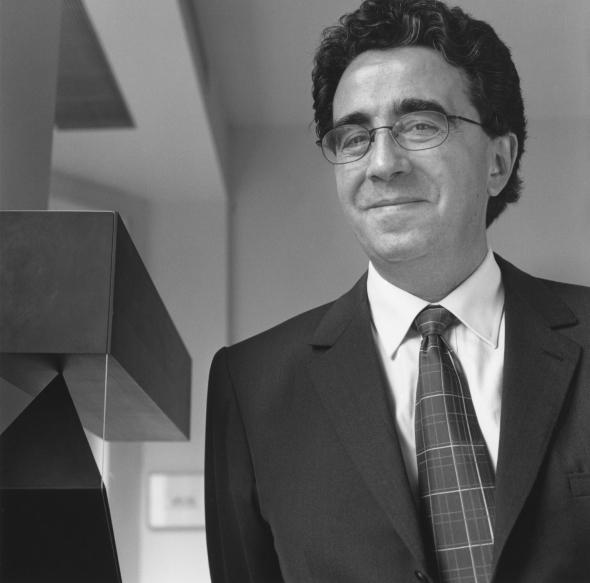 El arquitecto español Santiago Calatrava, doctor Honoris Causa por el IPN