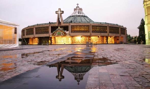 La Basílica de Guadalupe cumple 40 años