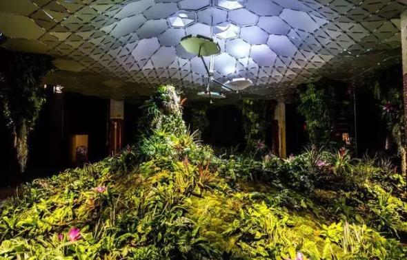 El LowLine el primer parque subterráneo del mundo