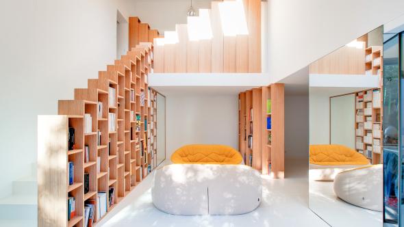 Los libreros hacen más que almacenar libros