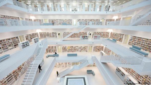 Las bibliotecas más bellas de Alemania