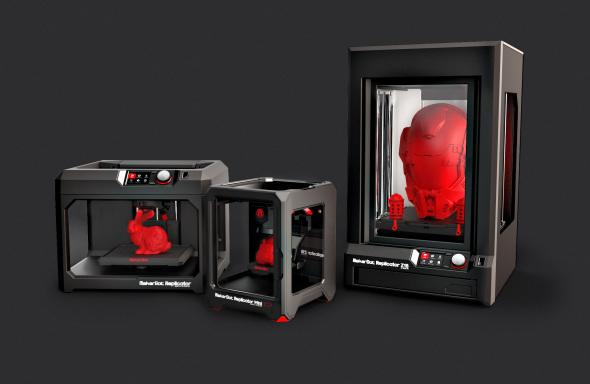Impresión 3D profesional en casa