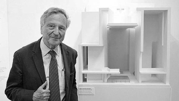Rafael Moneo recibe el Premio Nacional de Arquitectura de España 2015