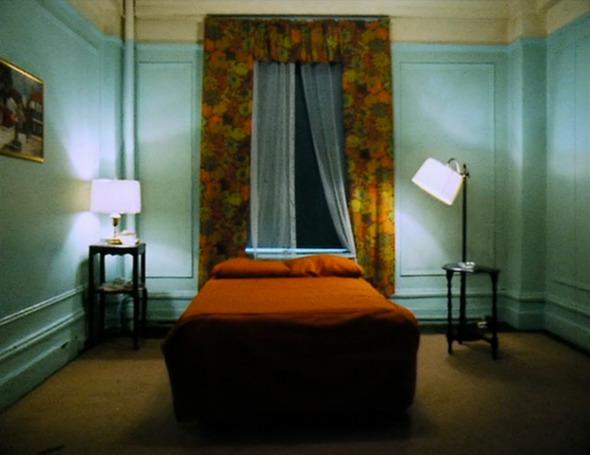 Películas Magníficas que Usan la Arquitectura de Forma Brillante: Hotel Monterey (Chantal Akerman, 1972)