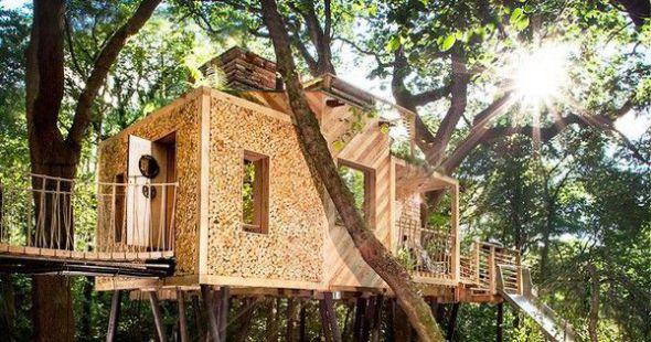 La casa del árbol más lujosa del mundo