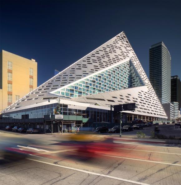 Galardonan edificio diseñado por el arquitecto Bjarke Ingels