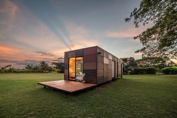 Proyecto de casas ecoamigables Colombiana recibe mención internacional