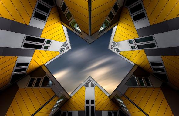 Viaja por el mundo para encontrar y fotografiar la arquitectura más impresionante.