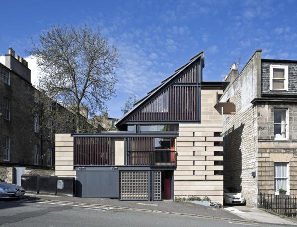 Esta casa fue elegida la mejor del año en los Premios RIBA