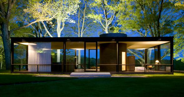 ¿Se puede vivir en una casa transparente?