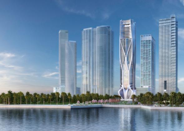 10 Proyectos Billonarios Diseñados por arquitectos ganadores del Premio Pritzker