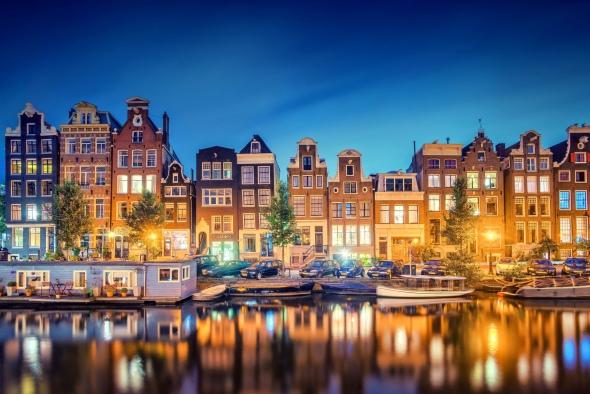 20 ciudades europeas para amantes de la arquitectura