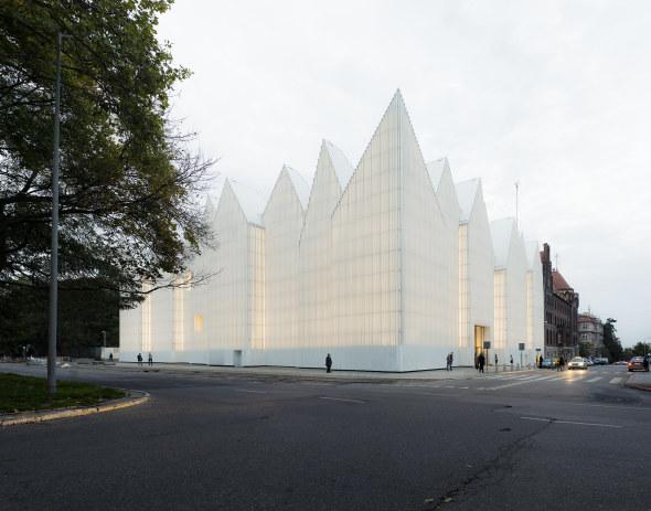 Anuncian los Finalistas del Premio Mies Van Der Rohe
