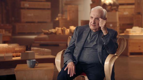 Estudia arquitectura con Frank Gehry online