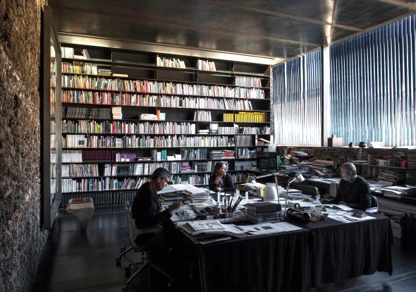 Obras de los españoles ganadores del Nobel(Pritzker) de Arquitectura 2017