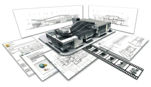 Los programas m s populares para hacer modelos 3d for Programas de 3d para arquitectos