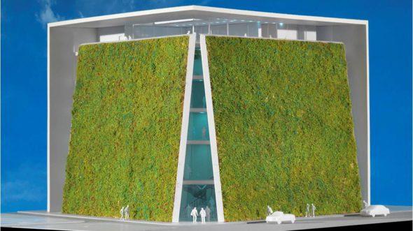 Cinco informes rechazan demoler un edificio para crear el gran Museo Ambasz en Madrid