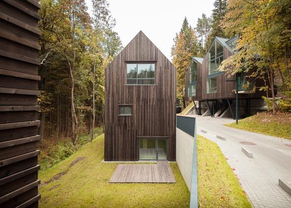 Premios Mies van der Rohe: tres proyectos con madera entre los 40 mejores