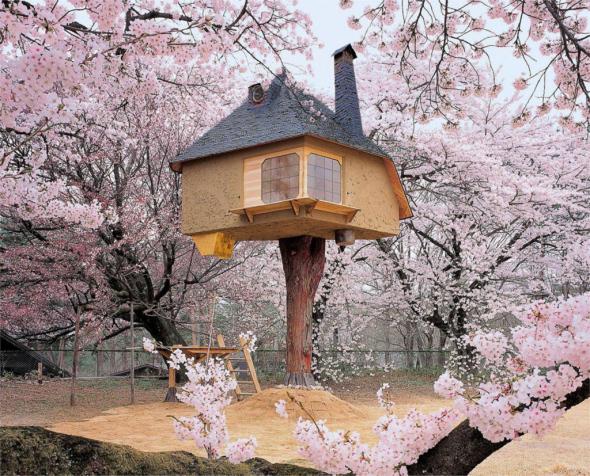 Las viviendas experimentales de Japón, de lo extraño a lo sublime